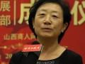 北京山西企业商会邢秀乔副会长祝福-中国晋商俱乐部成立仪式