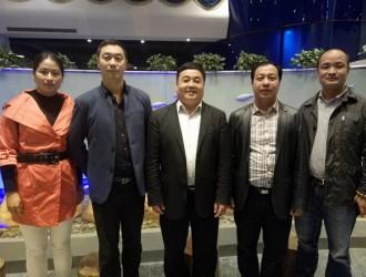 新晋商王殿胜与蒙古国晋商总商会交流国际商贸合作