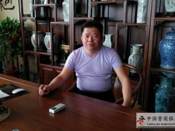韩鹏-2017百名优秀晋商人物-太原市新平遥商会推荐