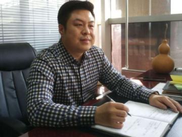 张磊-2017百名优秀晋商人物-山西省企业在线交流协会推荐