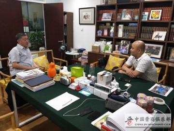 近距离点赞优秀晋商天津华夏未来教育集团董事长赵骞