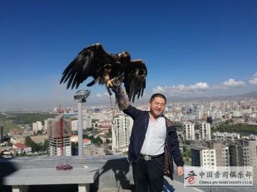 晋商雄鹰团观摩蒙古国首都乌兰巴托及拜访中华人民共和国驻蒙古国大使馆