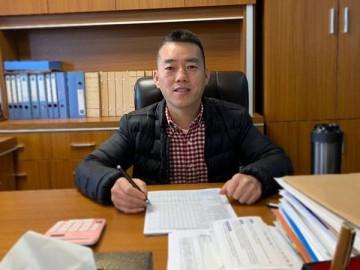 牛文胜 甘肃吉发化工有限公司 董事长——2018年百名优秀晋商人物