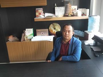时晓忠 山西晋恒通物流有限公司 总经理——2018年百名优秀晋商人物