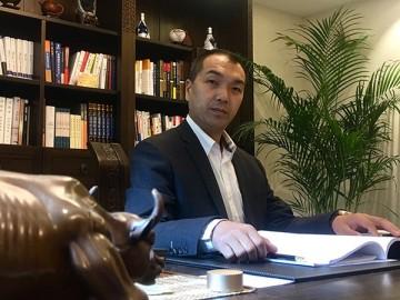 殷鹏 山东汇高资产管理有限公司 董事长 ——2018年百名优秀晋商人物