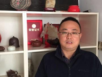 杨建宇 淄博欧尔德物资有限公司 总经理——2018年百名优秀晋商人物