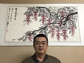 刘毓森 山西东鸿科技有限公司 董事长——2018年百名优秀晋商人物