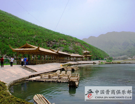 华安高安坪水风景区