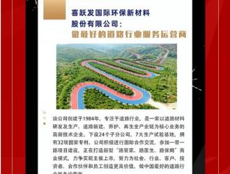 晋商喜跃发公司入围山西省转型发展标杆候选企业
