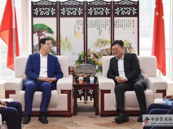 晋商俱乐部理事企业天帷公司与中海企业集团签署框架合作协议
