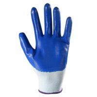 舜造丁腈浸胶防护手套