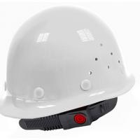 舜造  ABS安全帽 白色  透气型  (可印字)